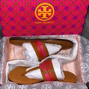 NEW Tory Burch Leigh Sandal (Size 8)